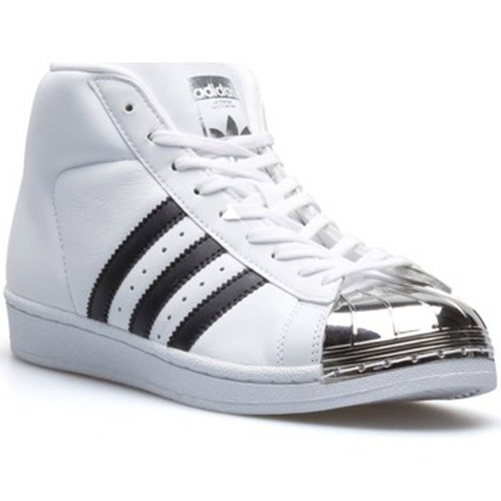 adidas Členkové tenisky adidas  Promodel Metal Toe W