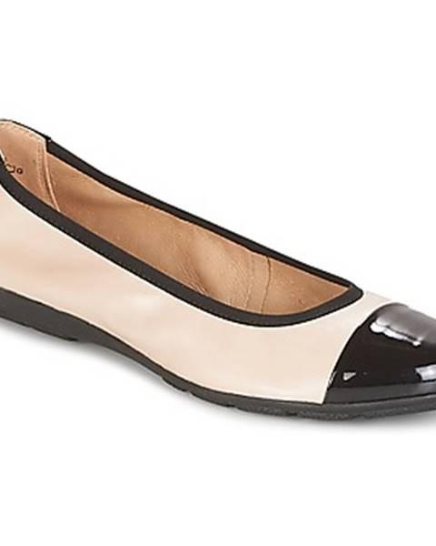 Béžové topánky Caprice