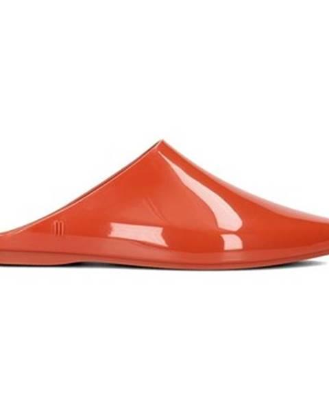 Červené topánky Melissa