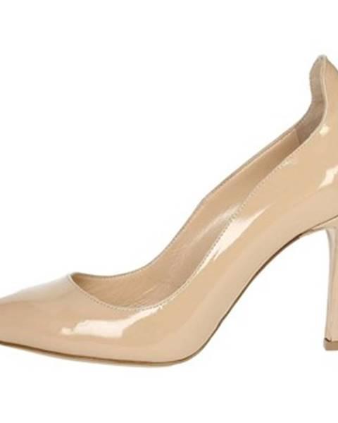 Béžové topánky Mariano Ventre