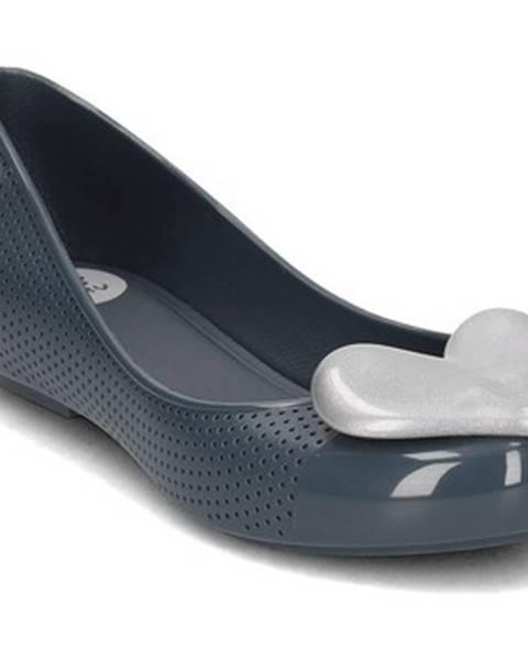 Viacfarebné topánky Zaxy