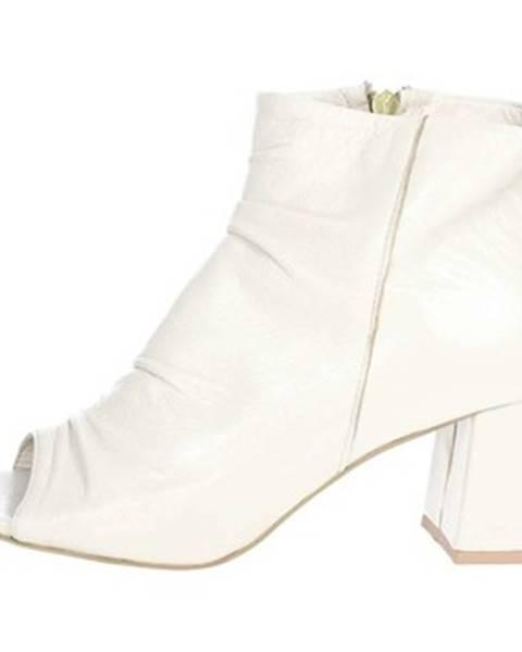Béžové topánky Pierfrancesco Vincenti