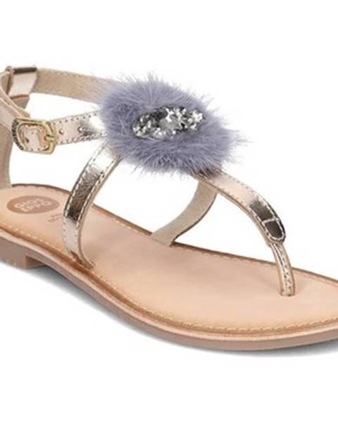 Viacfarebné topánky Gioseppo