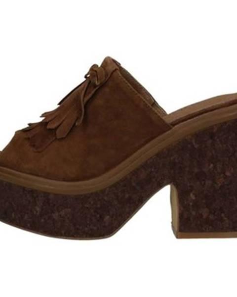 Viacfarebné topánky Saralopez
