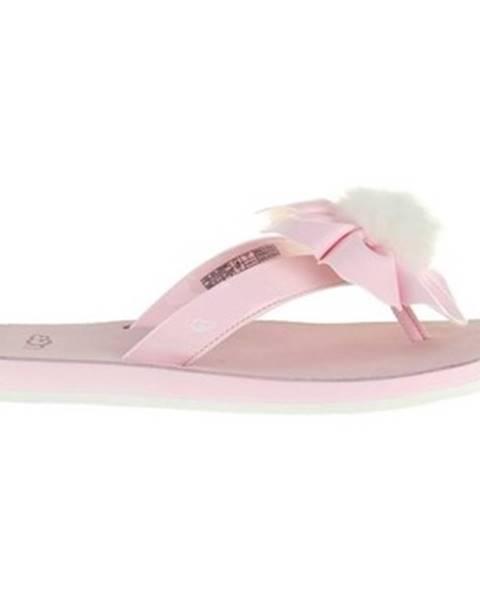 Ružové topánky UGG