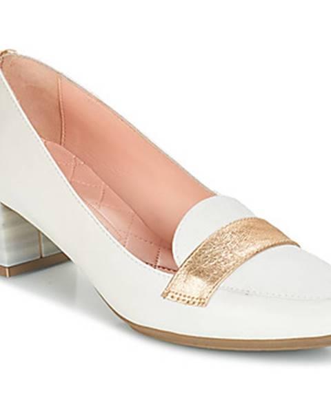 Biele topánky Hispanitas