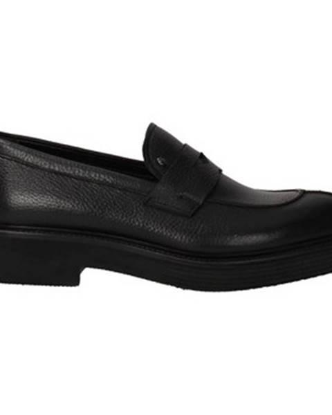 Čierne topánky Roberto Serpentini
