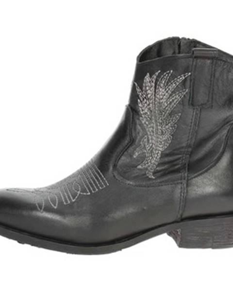 Čierne topánky Tfa