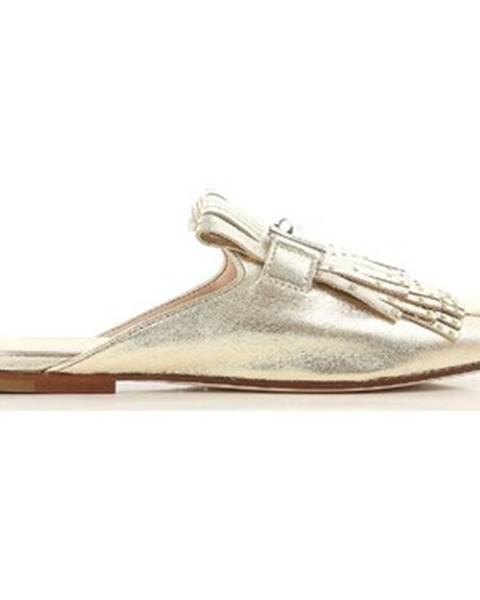Zlaté topánky Tod's