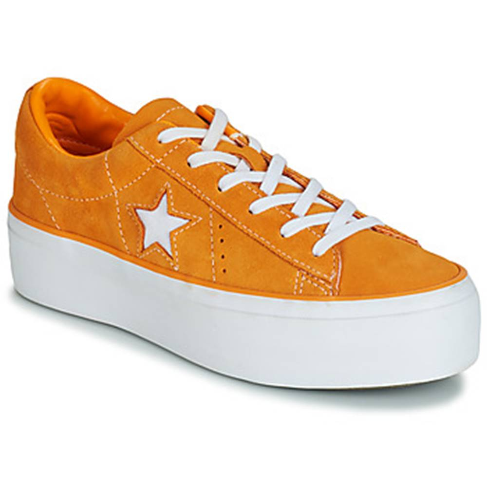 Converse Nízke tenisky Converse  ONE STAR PLATFORM SUEDE OX