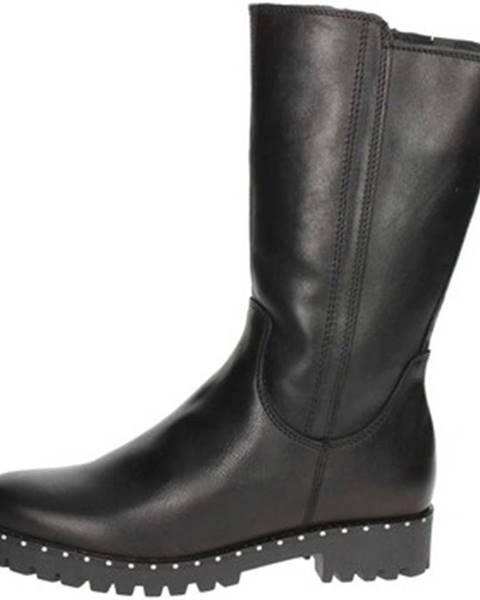 Čierne čižmy Arlee Mod