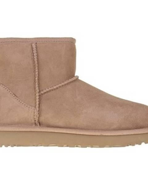 Béžové topánky UGG