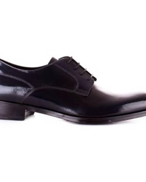 Modré topánky Corneliani