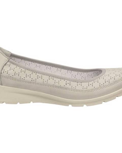 Biele topánky Enval