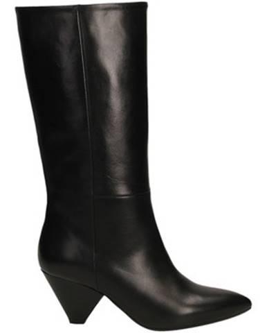 Čierne čižmy Malù