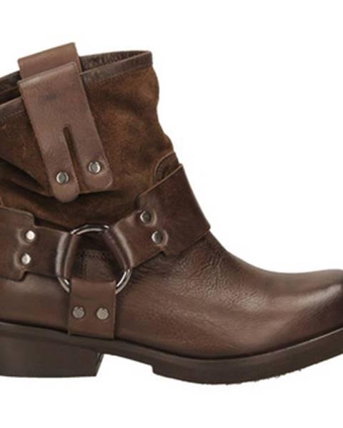 Hnedé topánky Juice Shoes