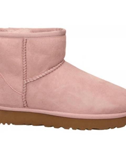 Modré topánky UGG