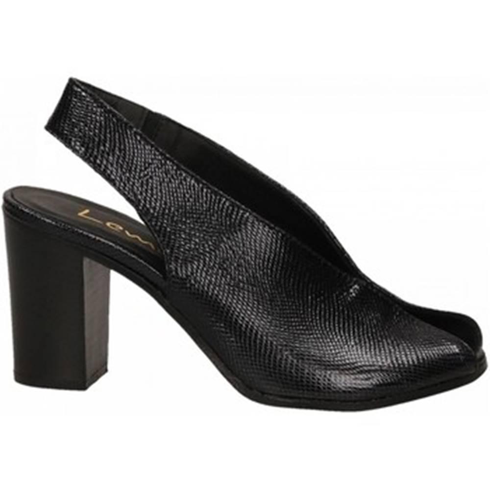 Lemaré Sandále Lemaré  PITONE/FIESOLE