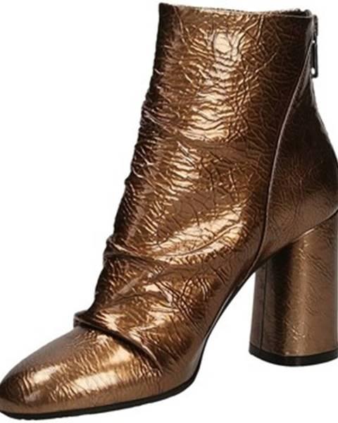 Hnedé topánky Tiffi