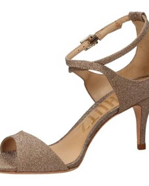 Zlaté topánky Schutz
