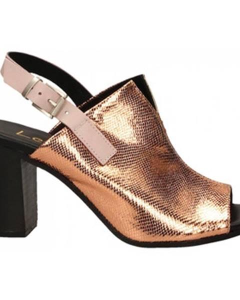 Ružové topánky Lemaré