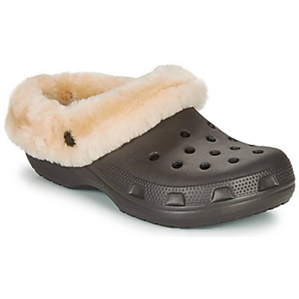 Crocs Nazuvky Crocs  Classic Mammoth Luxe Clog