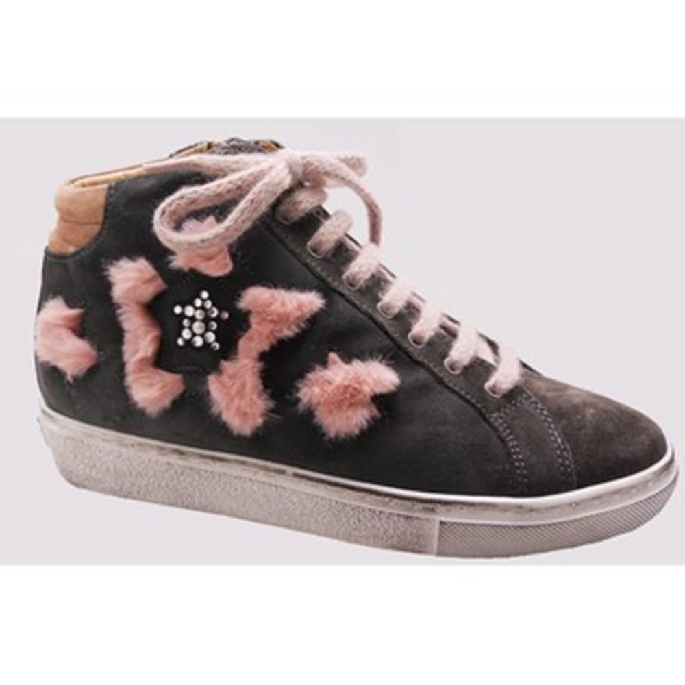 Calzaturificio Loren Turistická obuv Calzaturificio Loren  LOC3805gr
