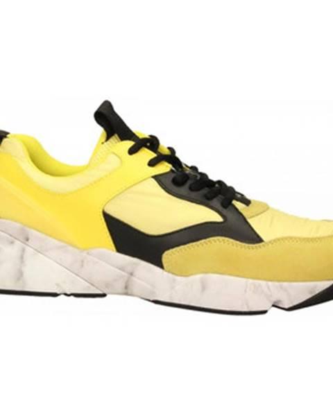 Žlté tenisky Cromier