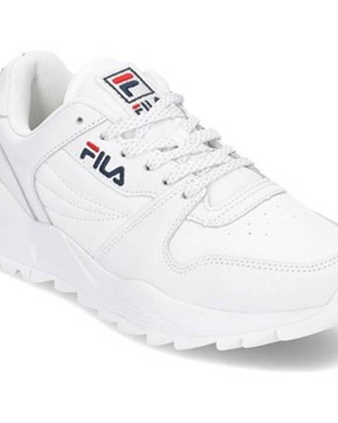 Biele tenisky Fila