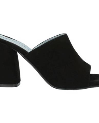 Čierne topánky Albachiara