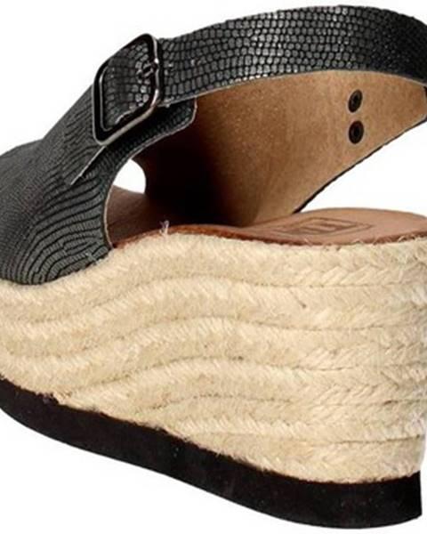 Čierne topánky Tdl Collection