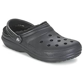 Nazuvky Crocs  CLASSIC LINED CLOG