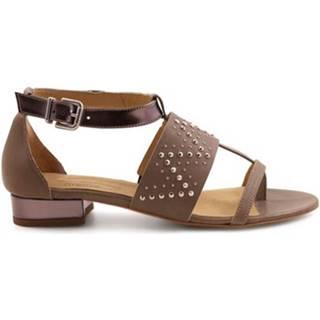 Sandále Leonardo Shoes  A903/2