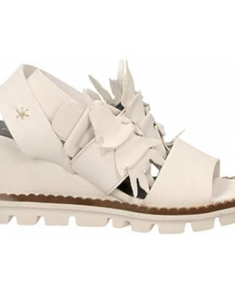 Biele topánky Patrizia Bonfanti
