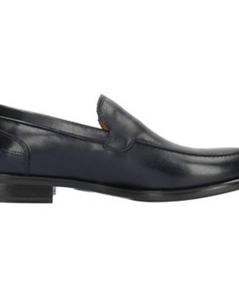 Modré topánky Sandro Ramadori