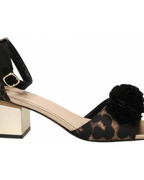 Viacfarebné topánky Jeannot