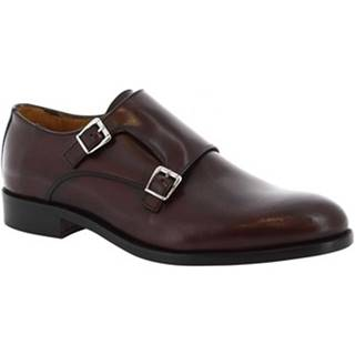 Mokasíny Leonardo Shoes  07674 NAIROBI BORDO