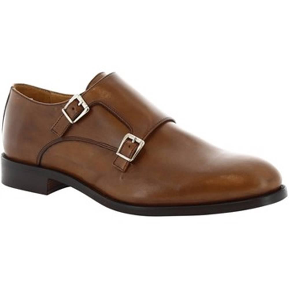 Leonardo Shoes Mokasíny Leonardo Shoes  07674 NAIROBI CUOIO
