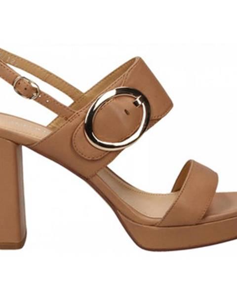 Béžové topánky Adele Dezotti