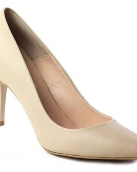 Béžové topánky Ryłko