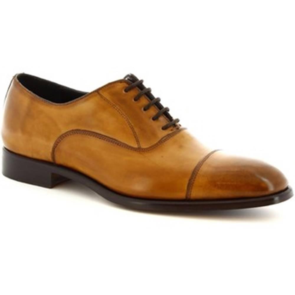 Leonardo Shoes Derbie Leonardo Shoes  7005 MONTECARLO DELAVé LEGNO