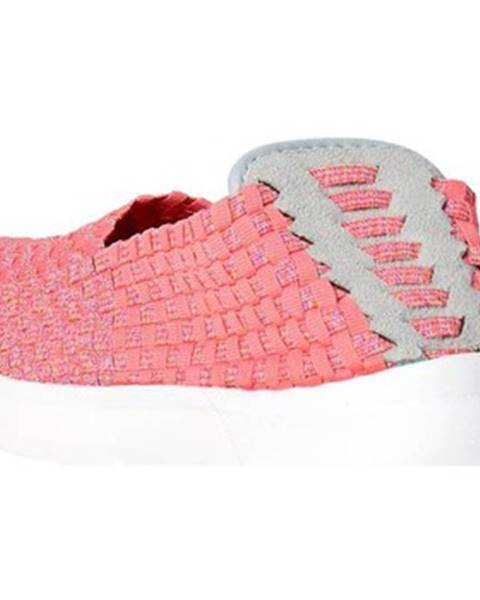 Ružové topánky Grunland