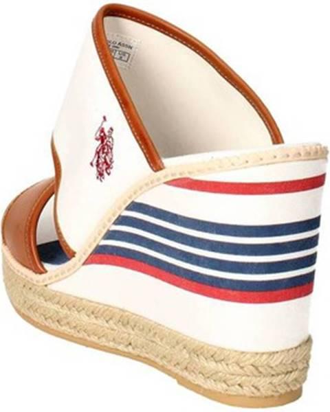 Biele topánky U.S Polo Assn.