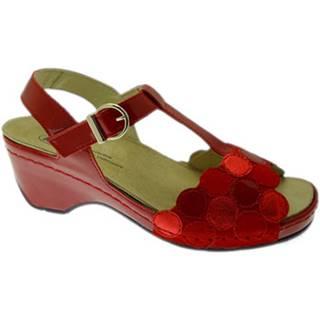Sandále Calzaturificio Loren  LOE0661ro