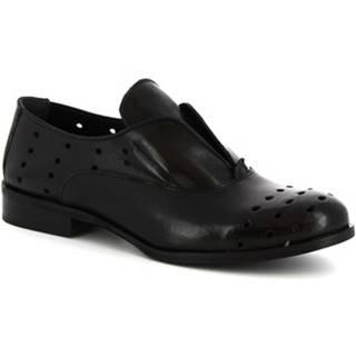 Derbie Leonardo Shoes  7 ROK NERO C
