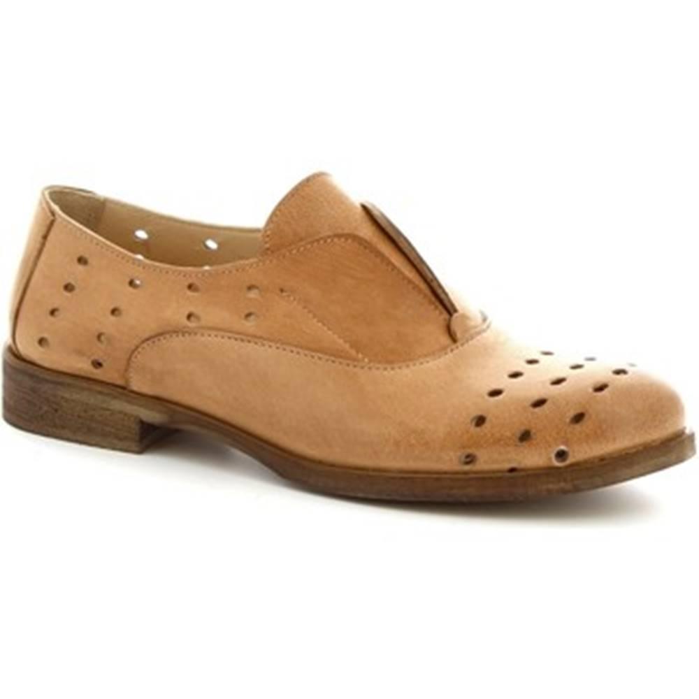Leonardo Shoes Derbie Leonardo Shoes  7 ROK TOFFY