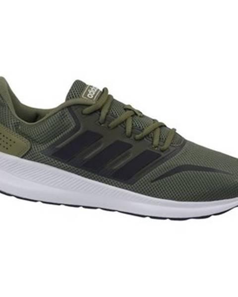 Zelené topánky adidas