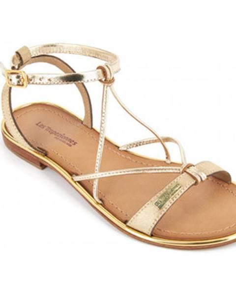 Zlaté topánky Les Tropéziennes par M Belarbi