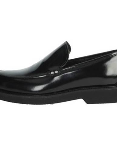 Čierne topánky Hudson