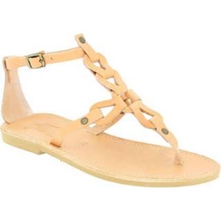 Sandále Attica Sandals  GAIA CALF NUDE